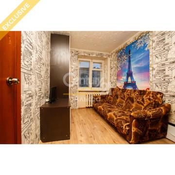 Продажа 2-х комнат в общежитие на 3/5 этаже на ул. Советская, д. 35 - Фото 1