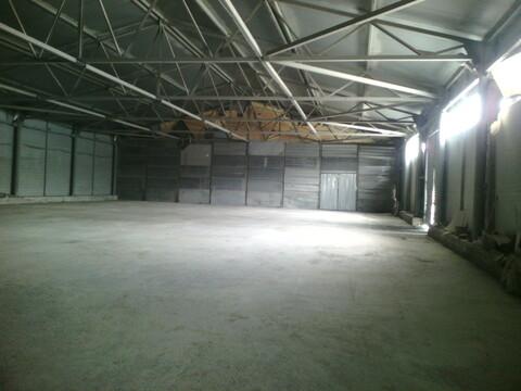 Утеплённый склад 580 кв.м. в Цемдолине, высота 5,8 м. - Фото 2