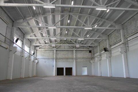 Сдам производственно - складское здание 1000 кв.м. - Фото 1