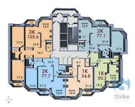Продажа квартиры, Тюмень, Заречный проезд - Фото 1