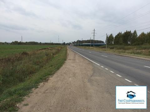 Участок промышленного назначения в 1 км Минского шоссе, газ - Фото 4