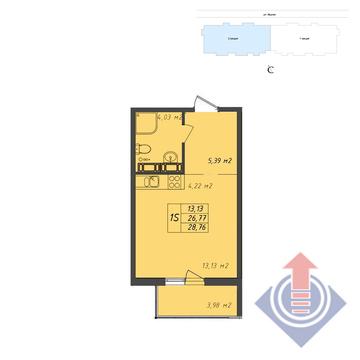 Продажа квартиры, Щелково, Щелковский район - Фото 1