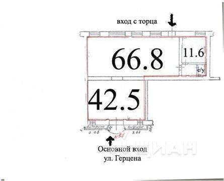 Аренда псн, Орел, Орловский район, Ул. Гер - Фото 2