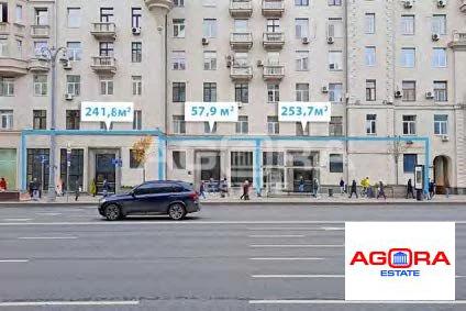 Объявление №66441501: Помещение в аренду. Москва, ул. Тверская, 15,