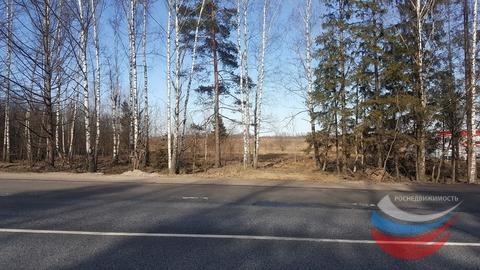 Участок промназначения 11 гектар на Третьем Бетонном кольце д.Площево - Фото 4