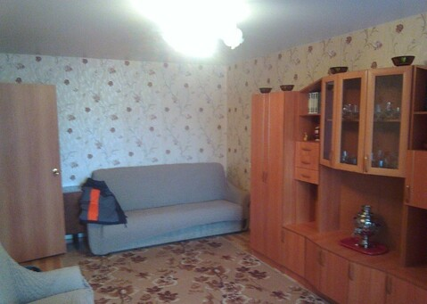 1-к квартира на ул Мончегорской Автозаводский район - Фото 1