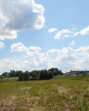 Земельный участок 5 соток в дер. Волково - Фото 1