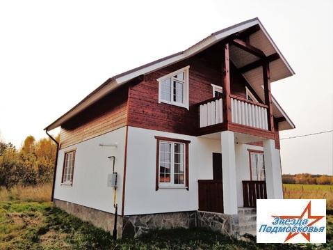 Новый добротный дом 120 кв.м. на участке 7,5соток в Дмитровском районе - Фото 2