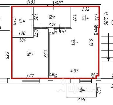 Продажа квартиры, Новая Адыгея, Тахтамукайский район, Улица Западная - Фото 1