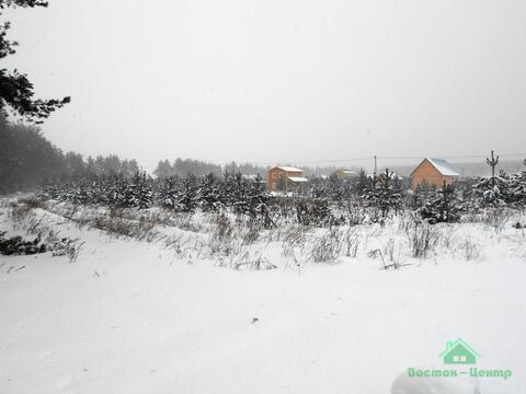 10 сот в ДНП Лесное - 85 км Щелковское шоссе - Фото 1
