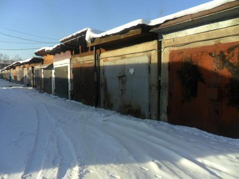 Продажа гаража, Иркутск, Ул. Ширямова - Фото 1