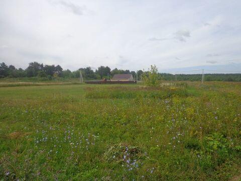 Земельный участок ЛПХ 13 соток в д. Иваньково Т.О. - Фото 2