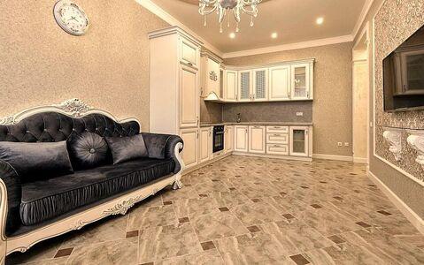 Продается квартира г Краснодар, ул Кубанская Набережная, д 37 - Фото 3