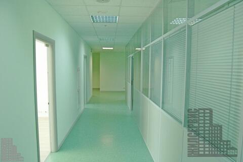 Офис с отделкой в БЦ, площадь 548,9 кв.м - Фото 1
