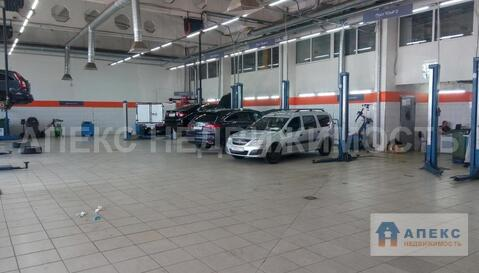 Аренда помещения пл. 950 м2 под производство, автосервис м. Владыкино . - Фото 1