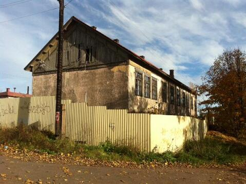 Выборг, Школьный проезд, 70 соток, здание бывшей школы. - Фото 4