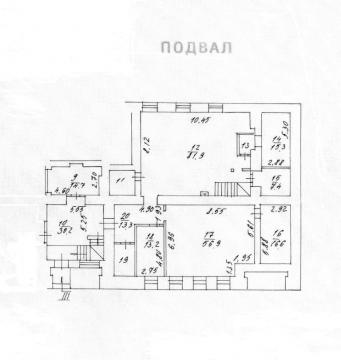 Продажа псн 249 кв.м. в ЦАО, Козицкий переулок 1а - Фото 4