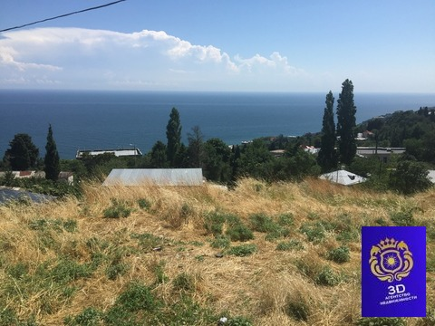 Продажа участка, Алупка, Виноградный спуск 3 - Фото 4