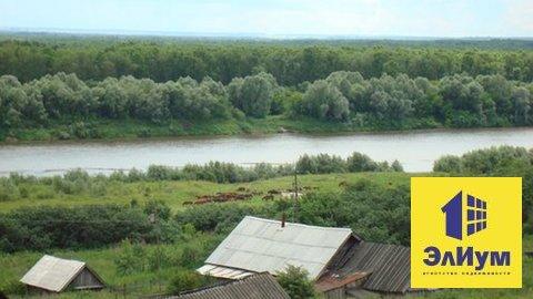 Продам дом с большим земельным участком на реке Сура - Фото 1
