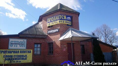 Продам торговое помещение 223.6 м2 в поселке Ильинское Малоярославецко - Фото 1