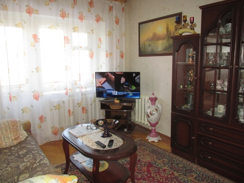 2-комнатная квартира с мебелью и техникой в центре - Фото 1