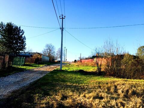 При лесной участок 10 сот/ д. Сазонки, 39км. от МКАД по Дмитровскому ш - Фото 3