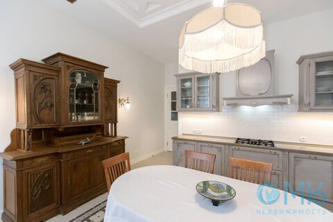 Эксклюзивная квартира в доме Бенуа на Петроградской стороне - Фото 3
