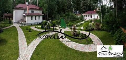 Продается элитный особняк 196 кв.м. на 27 сотках в центре Зеленограда - Фото 2