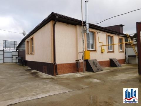 Купить помещения под бизнес с жилым домом в Новороссийске - Фото 1