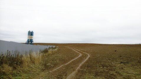Пром. участок 50 сот в 22 км по Калужскому шоссе - Фото 1