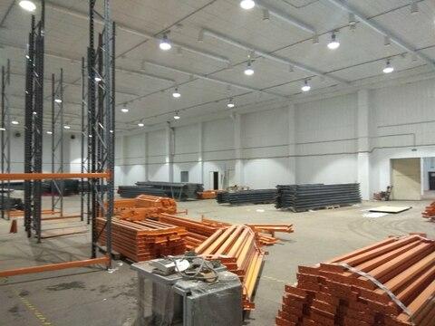 Отапливаемый склад 2700 кв.м, стеллажи - Фото 3