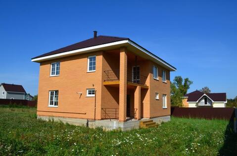 Дом в Папино. кп рядом с деревней Папино, Чубарово. 60 км от МКАД по К - Фото 2