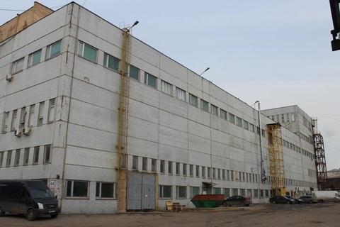 Склад отапливаемый 297 кв.М. м.Киевская Без комиссии - Фото 1