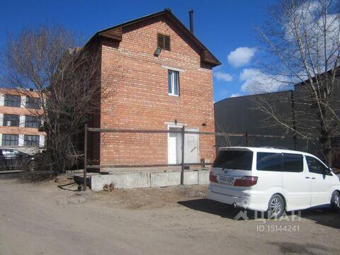 Продажа производственного помещения, Улан-Удэ, Улица 3-я Транспортная - Фото 1
