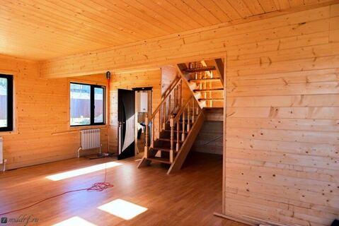 Дом 125 кв м из клееного деревянного монолита по технологии мдд, - Фото 3