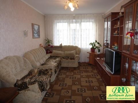 Продам 3-к квартиру на с-з, Купить квартиру в Челябинске по недорогой цене, ID объекта - 321504576 - Фото 1