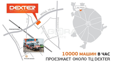 Продажа торгового помещения, м. Речной вокзал, МКАД 78-й км - Фото 5