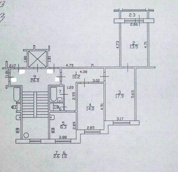 Продажа квартиры, приморский, приморский пр, 167 - Фото 4