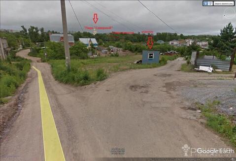 Продается земельный участок, г. Хабаровск, ул.Тополиная, Уборевича - Фото 1