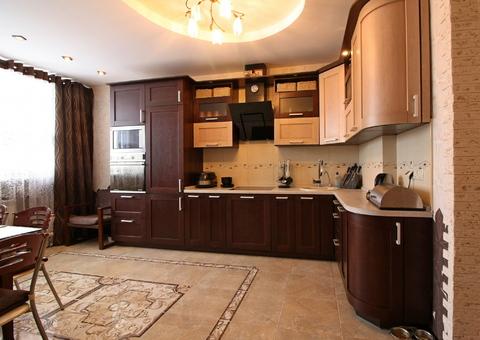 Продается шикарная 3-комнатная квартира 101 кв.м. в центра города - Фото 1