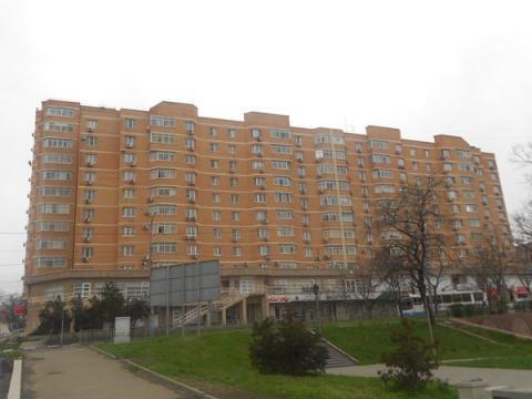 Крупногабаритная Видовая Однокомнатная Квартира Центр, Новостройка. - Фото 1