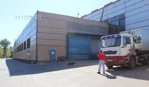 Под склад, ангар из металлоконструкций, холод, выс. потолка: 5,5 м, о - Фото 5