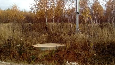 Большое Петровское 17 соток знс для ИЖС, коммуникации по границе. - Фото 3
