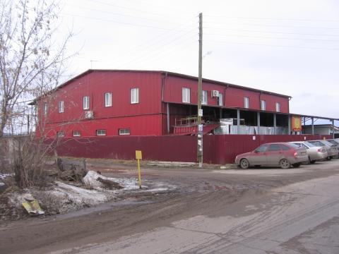 Производственное помещение(пищевое) рядом с н.Новгородом