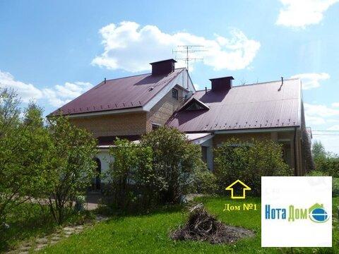 Дом в п Образцово площадью 500 кв.м - Фото 1