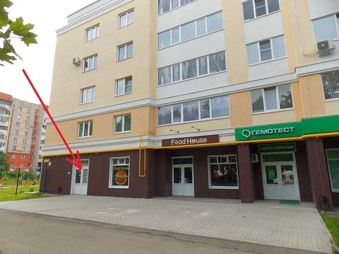Помещение 153,9 кв.м на первом этаже нового жилого дома в Иваново - Фото 1