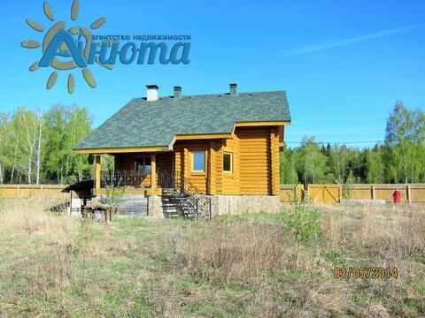 Продается дом в д. Тростье на территории заповедника Барсуки - Фото 3
