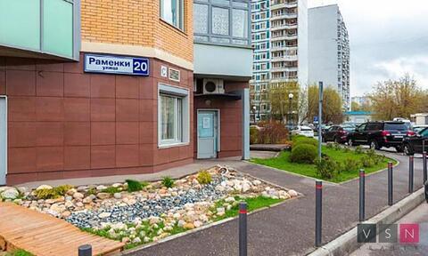А53964: 1 комн. квартира, Москва, м. Раменки, улица Раменки, д. 20 - Фото 2