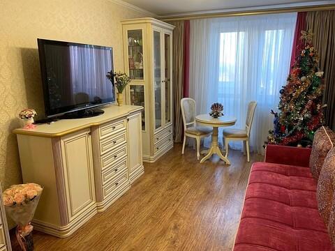 Трехкомнатная квартира на Рублевском шоссе - Фото 1