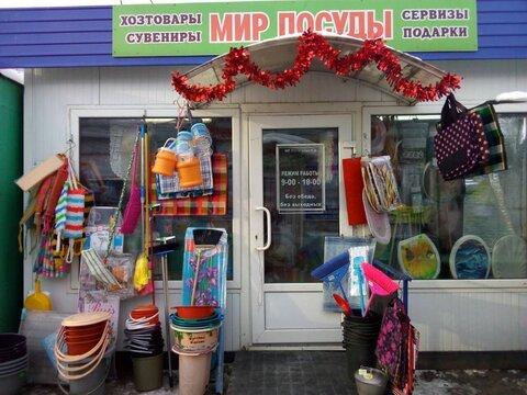 Торговый павильон на кировском рынке - Фото 1